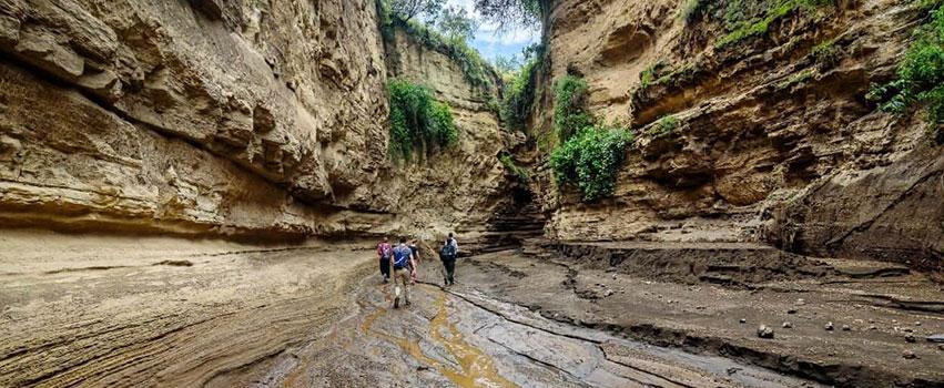1 Day Trip To Hells Gate & Lake Naivasha