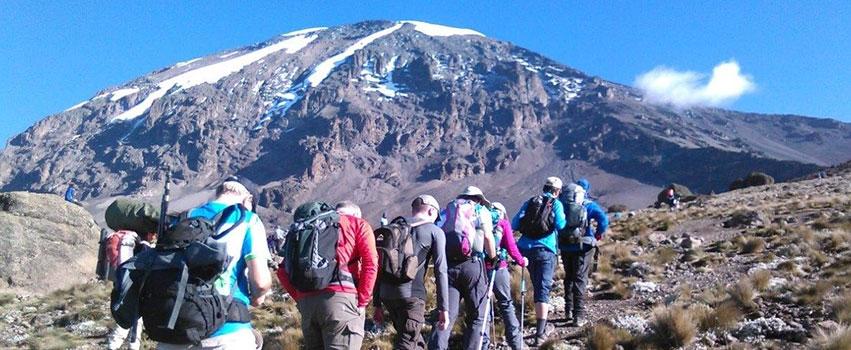 5 Days Mount Kilimanjaro Climbing Marangu Route