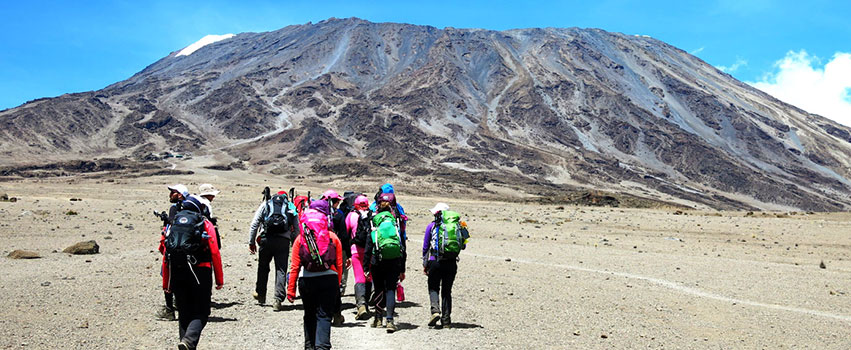 6 Days Mount Kilimanjaro Climbing Rongai Route