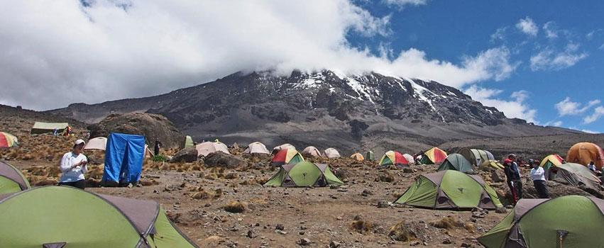 7 Days Mount Kilimanjaro Climbing Umbwe Route