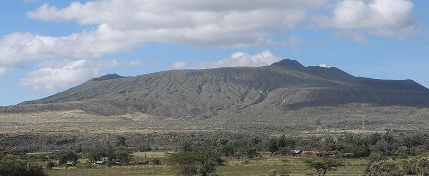 Mount Longonot 1 Day Trip Hike